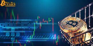 Khối lượng giao dịch Bitcoin chạm mức kỷ lục trong 15 tháng