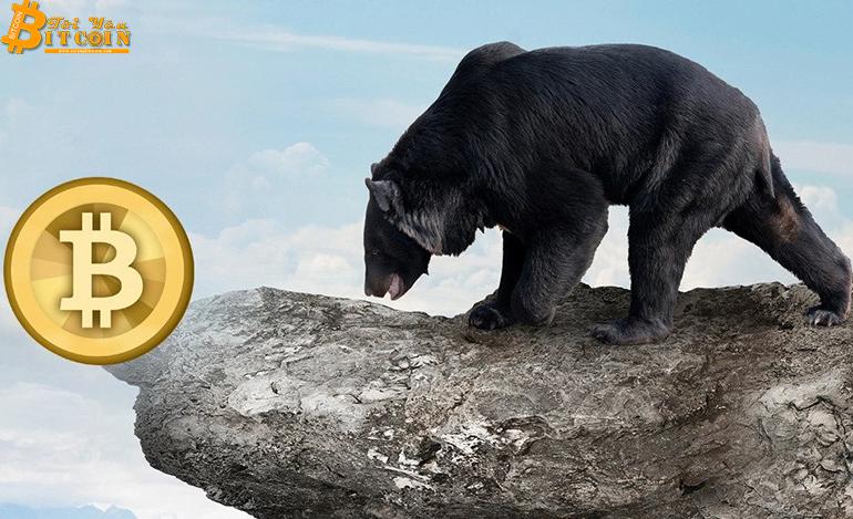 Giá Bitcoin sẽ giảm khi đang ở gần ngưỡng quan trọng 4.000 USD
