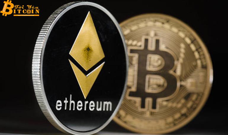 Ethereum sẽ mang về lợi nhuận cao hơn Bitcoin khi thị trường phục hồi?