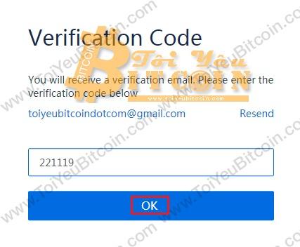 Cách đăng ký tạo tài khoản sàn BitMax. Ảnh 3