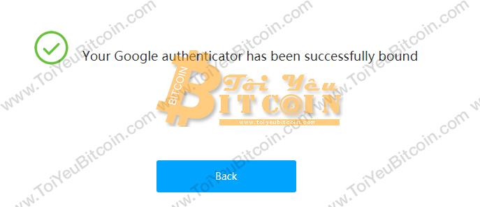 Cách bảo mật tài khoản BitMax. Ảnh 4