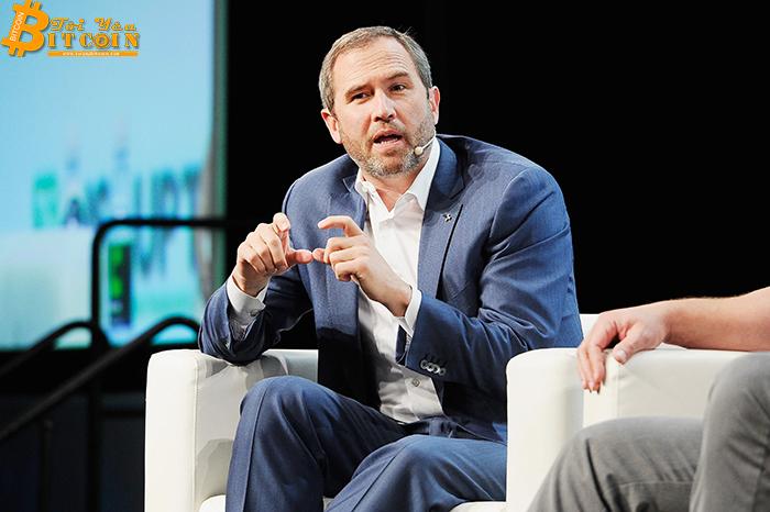 CEO Ripple Brad Garlinghouse: Sẽ chẳng có ai sử dụng JPM Coin đâu!