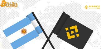 Chính phủ Argentina đầu tư vào dự án Blockchain được Binance hậu thuẫn