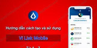 Lisk Mobile