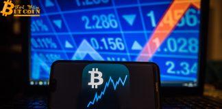 Số lượng giao dịch Bitcoin đang tiến gần đến đỉnh tháng 12/2017