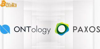 Paxos phát hành 100 triệu USD stablecoin PAX trên mạng lưới Blockchain của Ontology