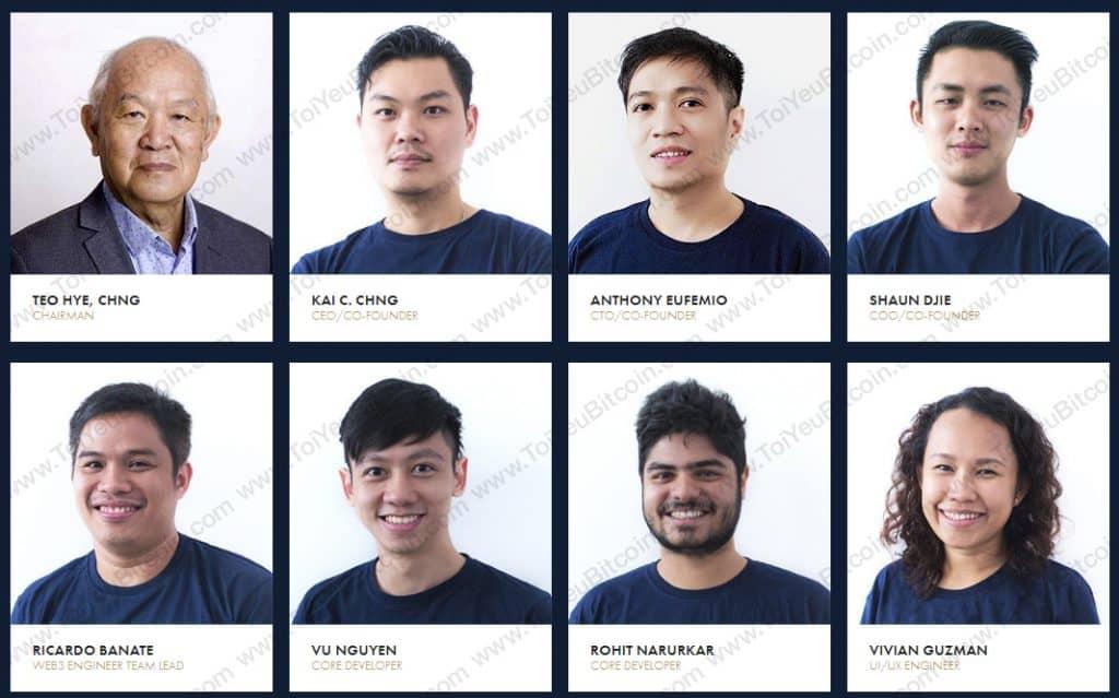 DigixDAO Team