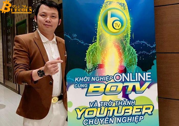 Trưởng nhóm thề kiếm triệu USD ở phố đi bộ Nguyễn Huệ làm đa cấp BOTV