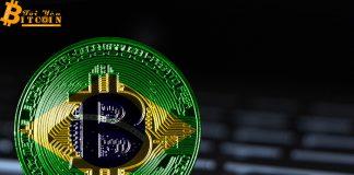 Brazil lập kỷ lục giao dịch 100.000 Bitcoin trong ngày