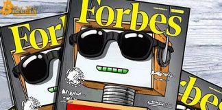 Tạp chí Forbes công bố danh sách các công ty Blockchain tỷ đô
