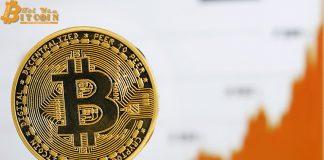 Giá Bitcoin (BTC) có thể tăng phi tốc lên 8.400 USD trong những tuần tới
