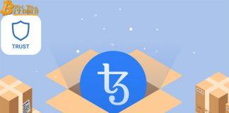 Ví Trust Wallet của Binance ra mắt tính năng staking, hỗ trợ Tezos (XTZ)