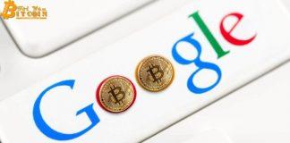"""Google Search """"Bitcoin"""" tăng gấp 3 trong đợt tăng giá vừa qua"""