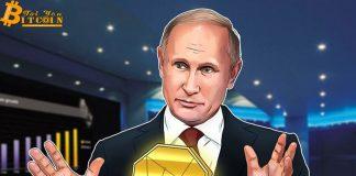 Ngân hàng Trung ương Nga xem xét phát hành đồng crypto neo giá vàng