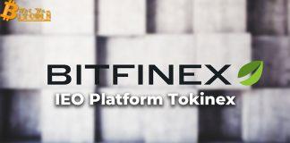 Nền tảng IEO mới của Bitfinex sẽ có tên là Tokinex