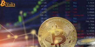 Thị trường tăng thêm 18 tỷ USD khi Bitcoin tiếp cận mức $8000