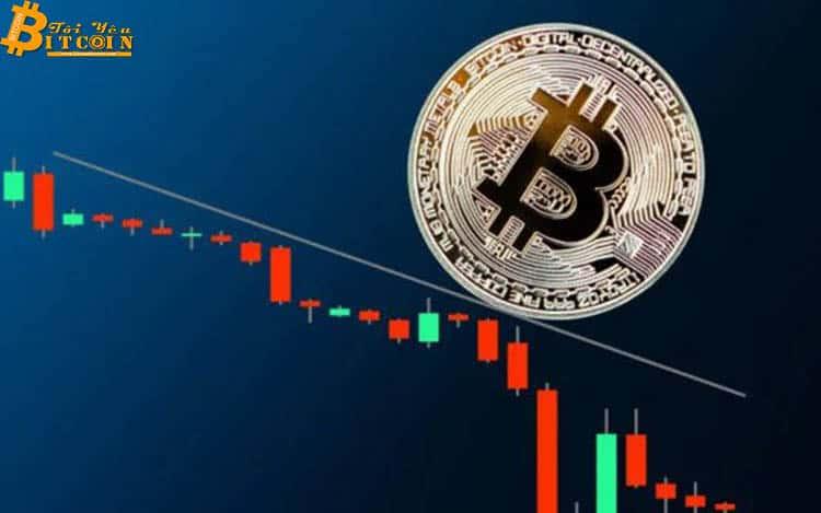 Phân tích kỹ thuật 17/05: Giá Bitcoin ghi nhận mức giảm nội ngày lớn nhất năm 2019