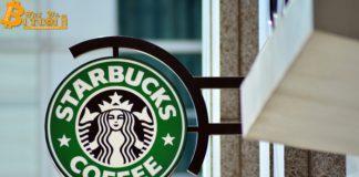 Starbucks cuối cùng đã chấp nhận thanh toán bằng tiền điện tử