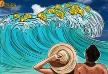 Chuyển đi chuyển lại 122 triệu USD BTC, các cá voi đang bắt đáy Bitcoin?