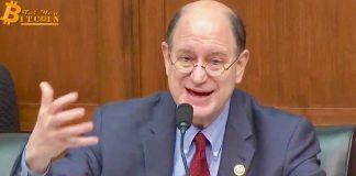 """Nghị sĩ Hoa Kỳ đề xuất cấm tiền điện tử, cho rằng nó đe doạ """"quyền lực nước Mỹ"""""""