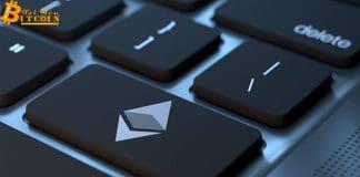 Khối lượng giao dịch ETH trên DApps chạm mức cao kỉ lục mới
