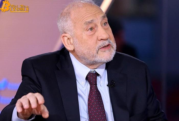 """Nhà kinh tế học đạt giải Nobel Joseph Stiglitz: """"Dẹp tiền điện tử đi cho tôi nhờ"""""""