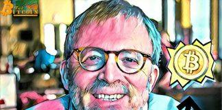 Trader huyền thoại Peter Brandt báo đỉnh Bitcoin