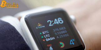 Thanh toán bằng Bitcoin trên Apple Watch ngay hôm nay