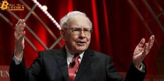 """Warren Buffett: Bitcoin chỉ là """"vỏ sò"""", chẳng khác nào cái """"cúc áo"""" vô giá trị của tôi!"""