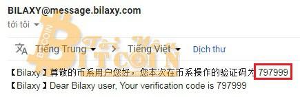 Cách đăng ký tạo tài khoản Bilaxy. Ảnh 2