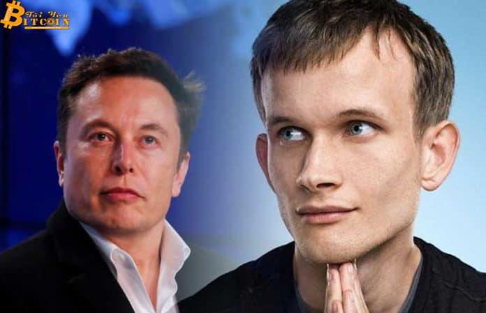Vitalik Buterin công khai tham vọng phát triển Ethereum với Elon Musk