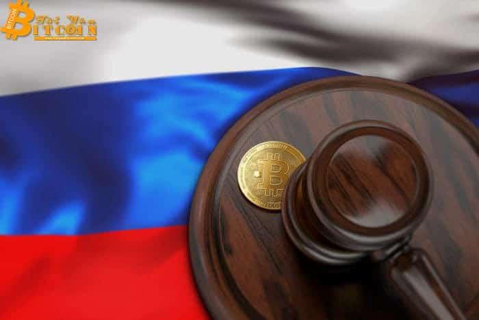 Nga có thể sẽ sớm cho phép giao dịch tiền điện tử