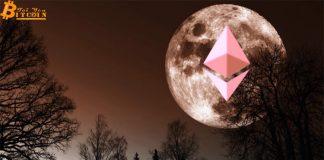 Ethereum tăng mạnh lên $308, lập đỉnh mới của 10 tháng