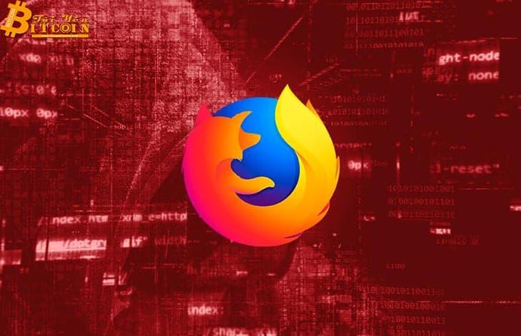 Cập nhật Firefox ngay bây giờ để bảo vệ tiền điện tử