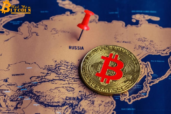 Nga: Cấm khai thác và sử dụng Bitcoin nhưng được phép sở hữu