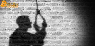 Trader Trung Quốc tự tử vì làm mất 2.000 BTC