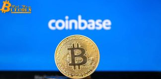 Khối lượng giao dịch Bitcoin trên sàn Coinbase vừa chạm đỉnh của 14 tháng