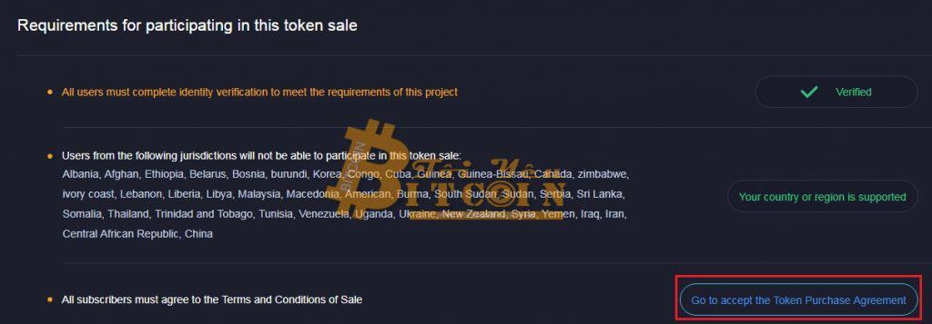 Cách mua IEO BQQQ trên Bitsdaq. Ảnh 1
