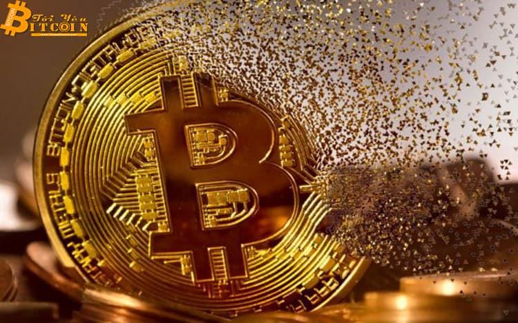 Bitcoin trượt mạnh về dưới 8.000 USD, gấu đã quay trở lại cuộc chơi?