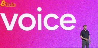 Block.One thông báo sẽ phát triển mạng xã hội Voice trên nền tảng EOS