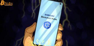 Samsung Galaxy S10 tích hợp Ví tiền kỹ thuật số Pundi X