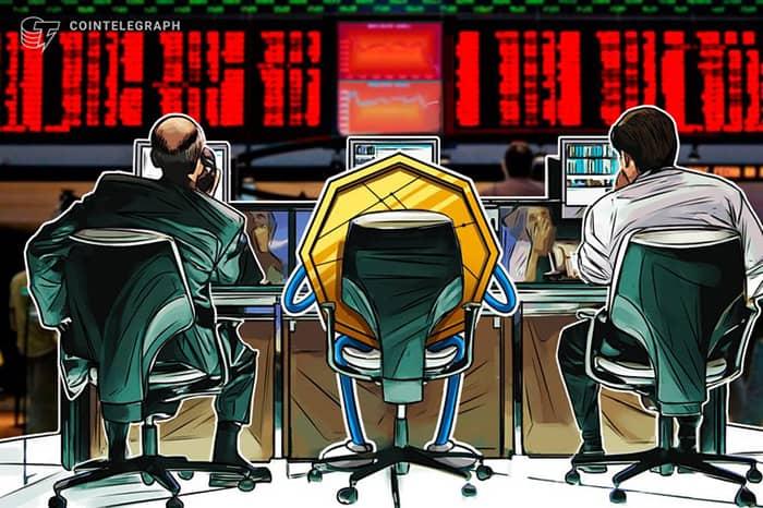 Giá Bitcoin giảm xuống dưới $9.600, hầu hết altcoin lớn đều lao dốc