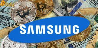 """Ai đó đang cố gắng đăng ký thương hiệu """"Samsung Coin"""""""