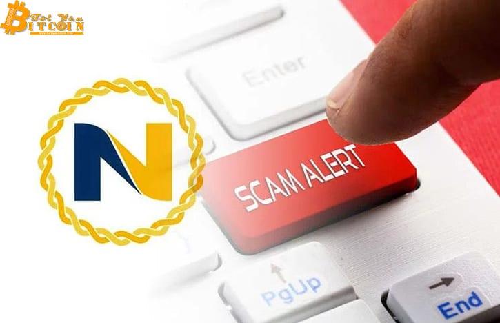 NovaChain lừa đảo