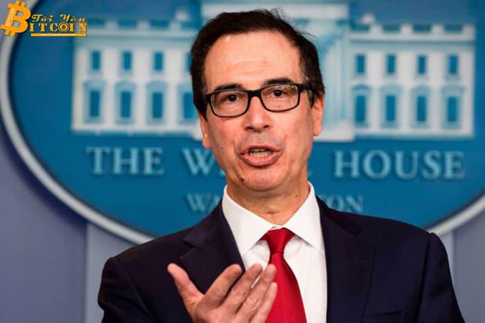 Bộ trưởng Tài chính Hoa Kỳ tổ chức họp báo về Libra