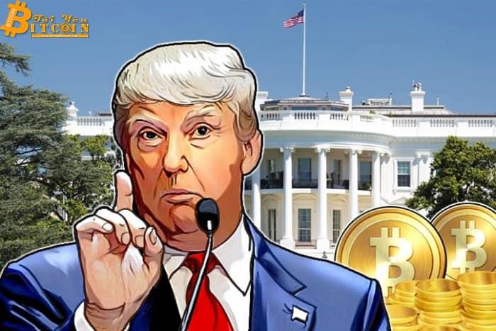 Từ khóa Bitcoin trở thành tâm điểm trên Google trước loạt tweet của Donal Trump