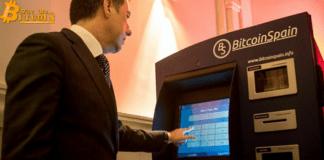 Tây Ban Nha chỉ trích các máy ATM Bitcoin giúp tội phạm rửa tiền
