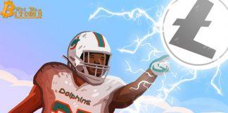 """Miami Dolphins chấp nhận Litecoin là """"tiền điện tử chính thức"""""""