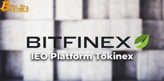 Bitfinex sử dụng 26% doanh thu Tokinex để burn token LEO