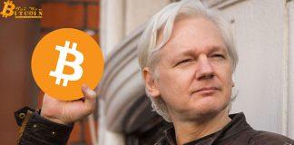 Wikileaks có thể đang nắm giữ hơn 46 triệu đô la BTC